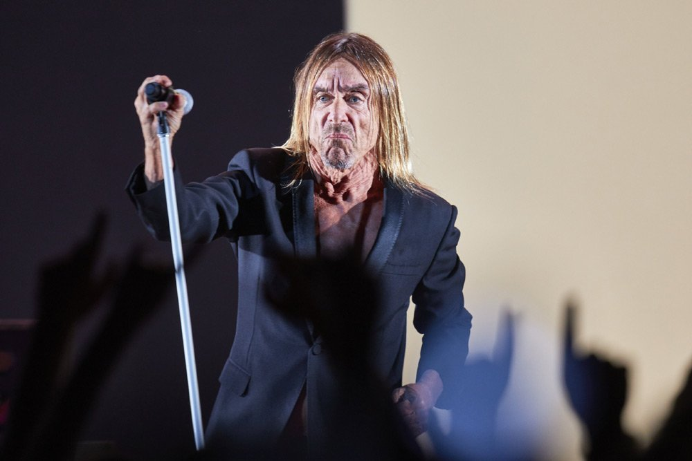 "Iggy Pop – Mit Josh Homme, Matt Helders, Dean Fertita und Co. auf ""Post Pop Depression""-Tour! – Der Chef."