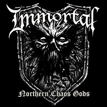 Immortal - Northern Chaos Gods Artwork