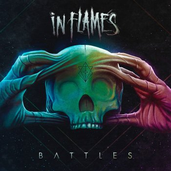 In Flames - Battles Artwork