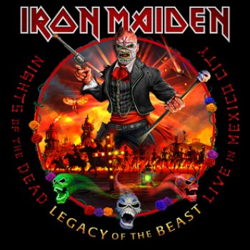 Iron Maiden - Nights Of The Dead – Legacy Of The Beast, Live in Mexico City