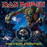Iron Maiden - The Final Frontier Artwork