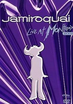 Jamiroquai - Live At Montreux 2003 Artwork