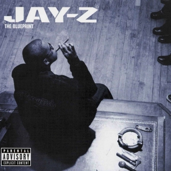 Jay-Z - The Blueprint Artwork