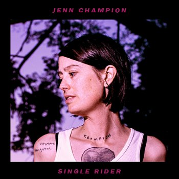 Jenn Champion - Single Rider Artwork