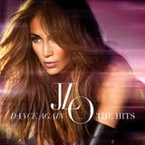 Jennifer Lopez - Dance Again ... The Hits Artwork