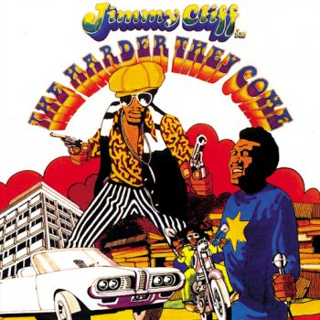 Jimmy Cliff - The Harder They Come Artwork