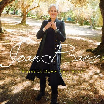 Joan Baez - Whistle Down The Wind Artwork