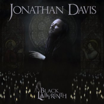 Jonathan Davis - Black Labyrinth Artwork