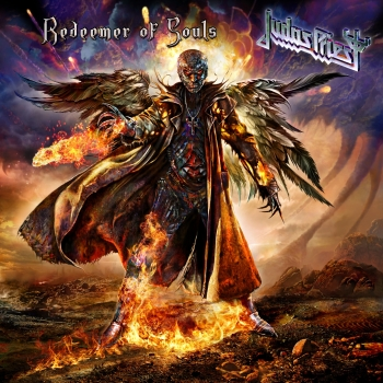 Judas Priest - Redeemer Of Souls Artwork