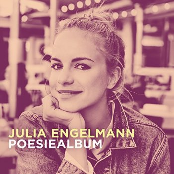 Julia Engelmann - Poesiealbum Artwork