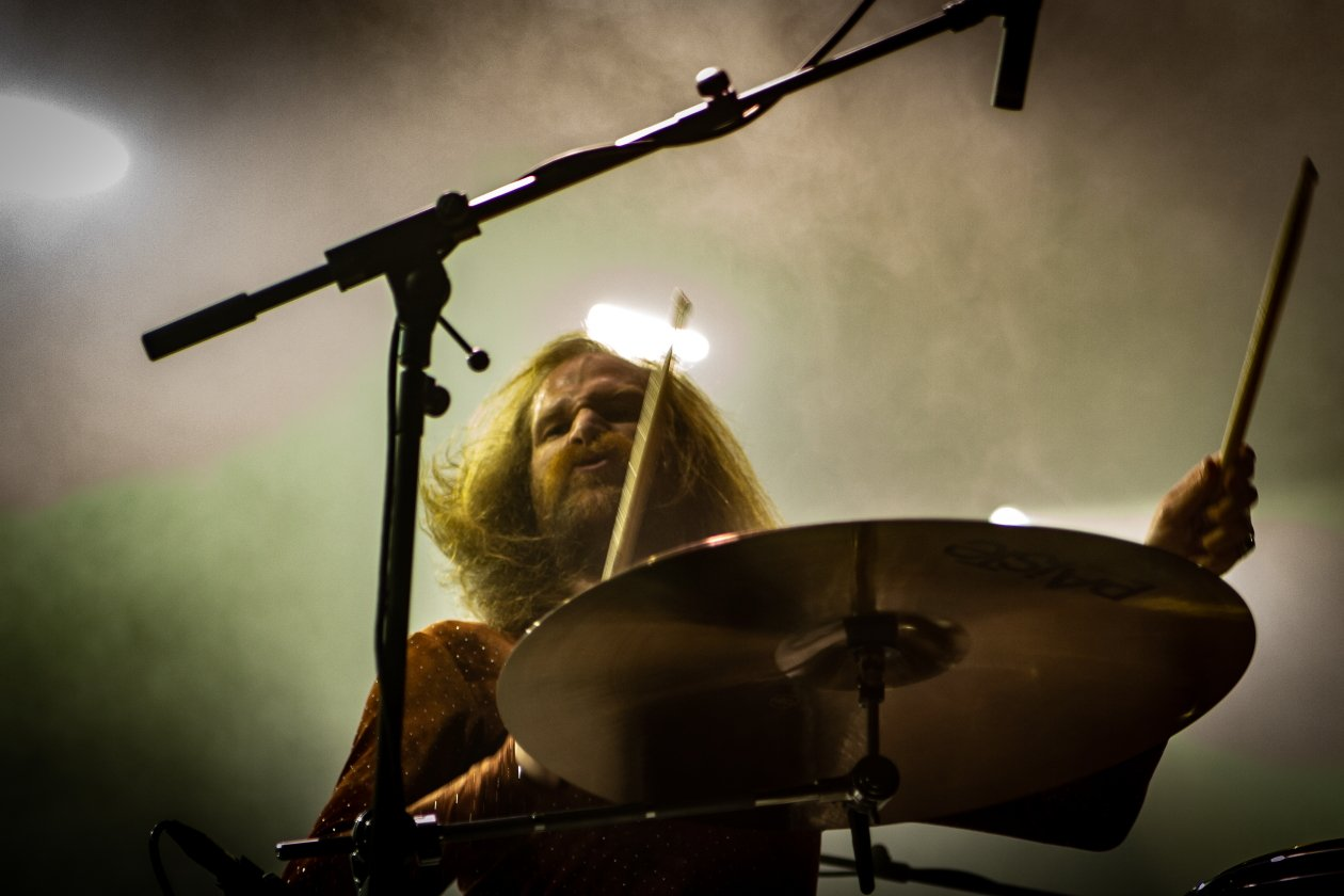 Kadavar – Listen to them, the children of the night. What music they make! – Drummer Tiger.