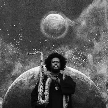 Kamasi Washington - The Epic Artwork