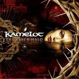 Kamelot - The Black Halo Artwork