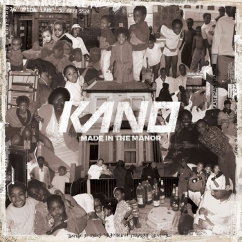 Kano - Made In The Manor Artwork