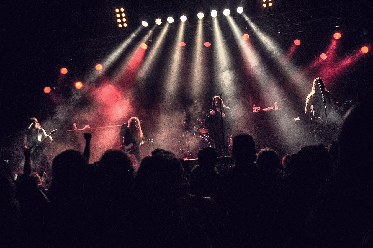 Summertime Sadness am Rhein: Katatonia düsen vom Wacken Open Air gleich in die Live Music Hall. – Swedish magic.