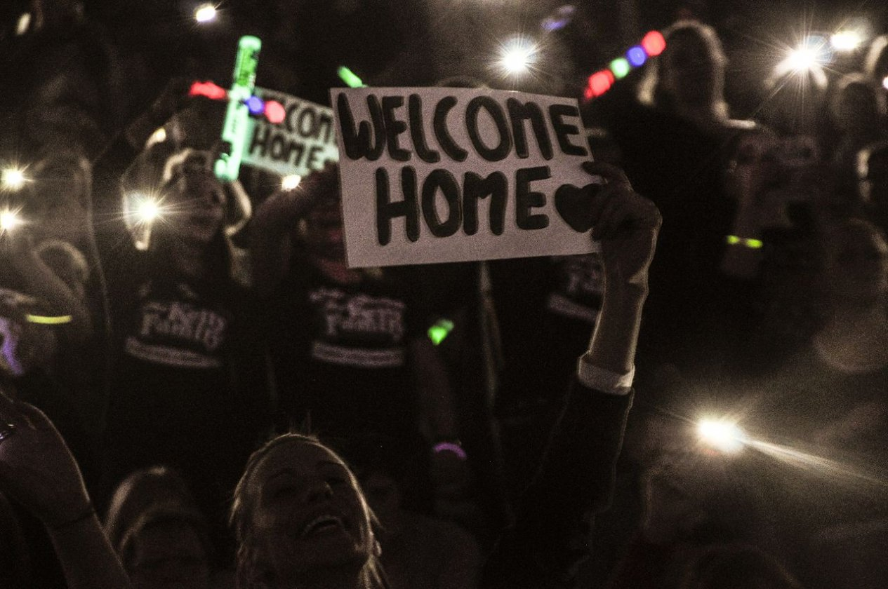 Kelly Family – Welcome Home.