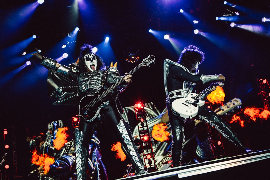 Kiss – Rock'n'Roll-Show.