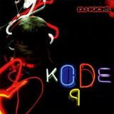 Kode9 - DJ-Kicks Artwork