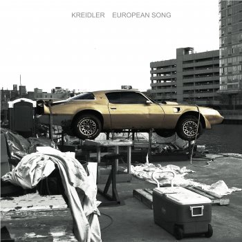 Kreidler - European Song Artwork
