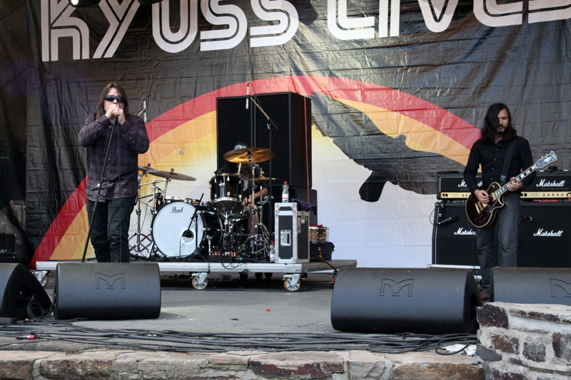Kyuss – Kyuss Lives!