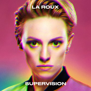 La Roux - Supervision Artwork
