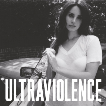 Lana Del Rey - Ultraviolence Artwork