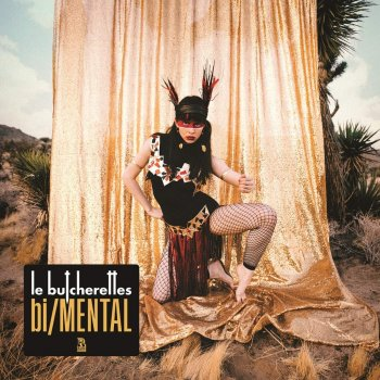 Le Butcherettes - bi/MENTAL Artwork