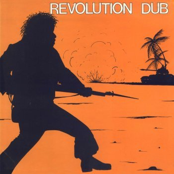 Lee Perry & The Upsetters - Revolution Dub Artwork