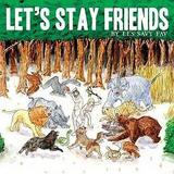 Les Savy Fav - Let's Stay Friends Artwork
