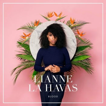 Lianne La Havas - Blood Artwork
