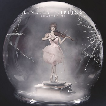 Lindsey Stirling - Shatter Me Artwork