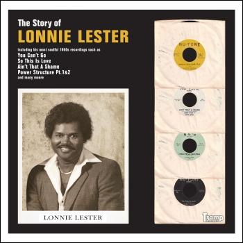 Lonnie Lester - The Story Of Lonnie Lester Artwork