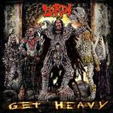 Lordi - Get Heavy Artwork