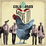 Los Colorados - Move It! Artwork