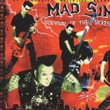 Mad Sin - Survival Of The Sickest Artwork