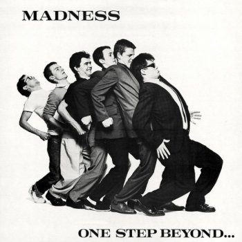 Madness - One Step Beyond... Artwork