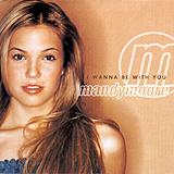 Mandy Moore - I Wanna Be With You Artwork