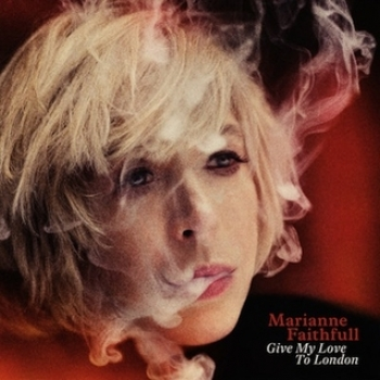 Marianne Faithfull - Give My Love To London Artwork