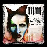 Marilyn Manson - Lest We Forget - The Best Of Artwork