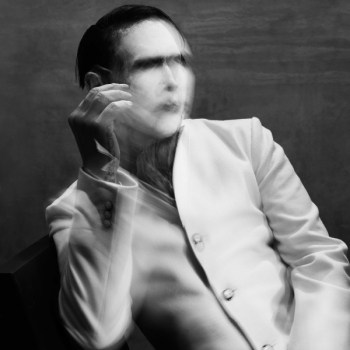 Marilyn Manson - The Pale Emperor Artwork