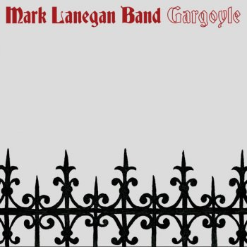 Mark Lanegan - Gargoyle Artwork