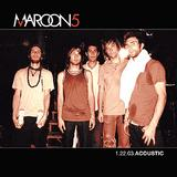 Maroon 5 - 1.22.03 Acoustic Artwork