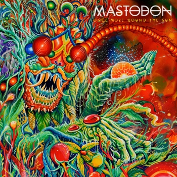 Mastodon - Once More 'Round The Sun Artwork