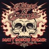 Matt Gonzo Roehr - Blitz & Donner Artwork