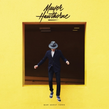 Mayer Hawthorne - Man About Town Artwork