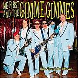 Me First And The Gimme Gimmes - Ruin Jonny's Bar Mitzvah Artwork