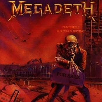 Megadeth - Peace Sells ... But Who's Buying? Artwork