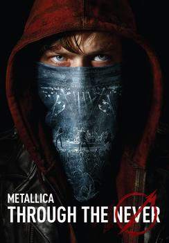 Metallica - Through The Never (DVD) Artwork
