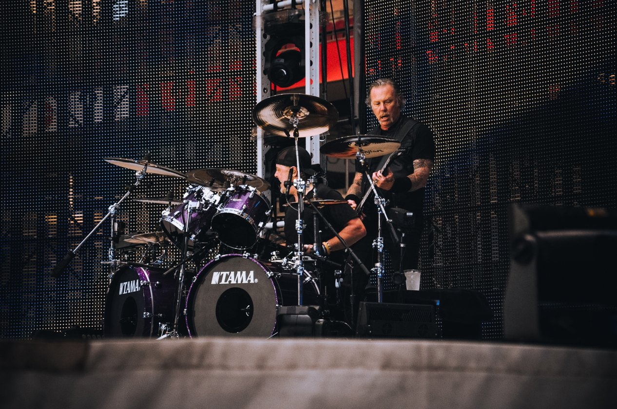Europe Awakens! Papa Het and Friends live in Köln. – Metallica.