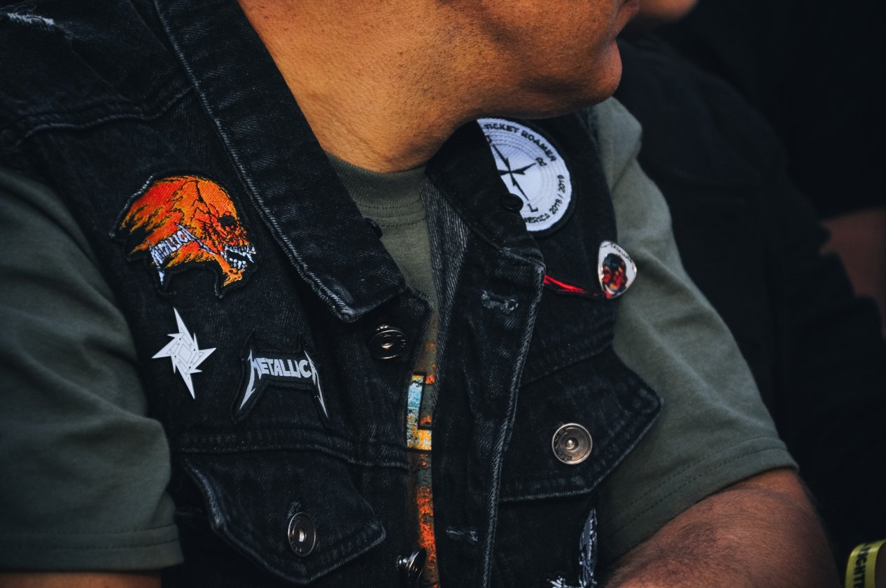 Metallica – Patches.